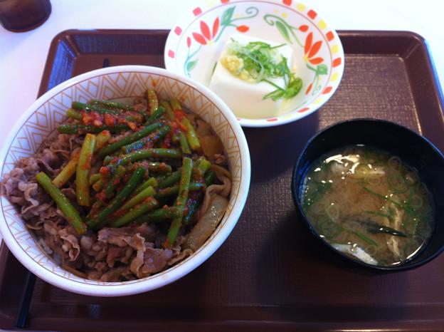 写真: 20120825昼食