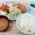 写真: 20120827昼食