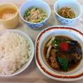 写真: 20120828昼食