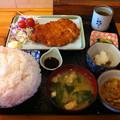 写真: 20120829昼食