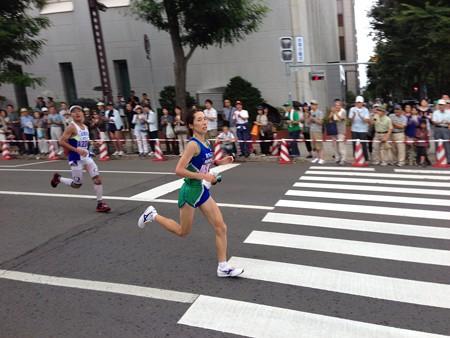 北海道マラソン女子2位 赤羽さん