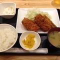 写真: 8月25日 昼食
