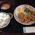 Photos: 9月1日昼食 定食や 平和通店