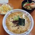 写真: 哲麺日替わり(醤油ラーメン)