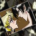 Photos: Princess Serenity and Prince of Darkness - season 1...