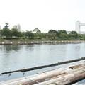 写真: 20070920堀川の景色