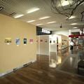 写真: seesaw写真展 2013 設営完了!