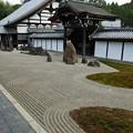 Photos: 東福寺・方丈庭園07