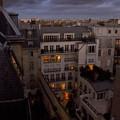 Photos: パリ ホテルの窓から