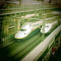 Photos: 親子新幹線