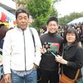 Photos: 両親が静岡から来てくれまし...