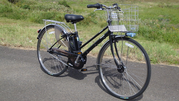 > Panasonic 電動アシスト自転車 ...