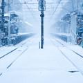 閑寂な北鎌倉駅