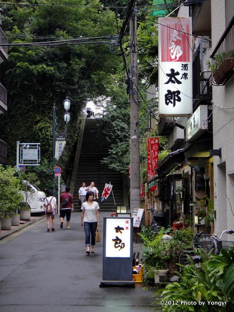 湯島天神・男坂