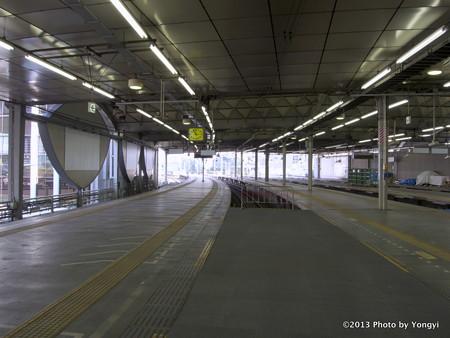 東急東横線・旧渋谷駅