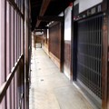 Photos: 格子の家
