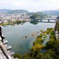 Photos: 木曽川を見下ろして