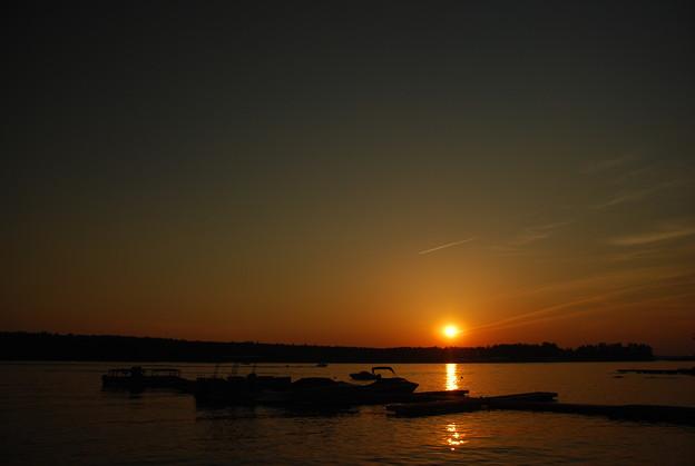 Photos: The Sunset at the Basin 5-26-12