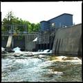 Dam at the Basin 5-27-12