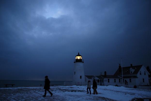 Photos: Lighting 1-1-13