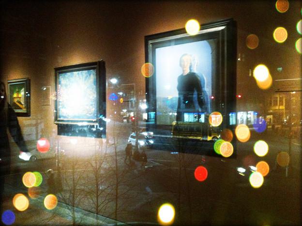 写真: Magritte, Ernst and Chirico by Fred  2-1-13