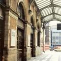 写真: Marylebone Station