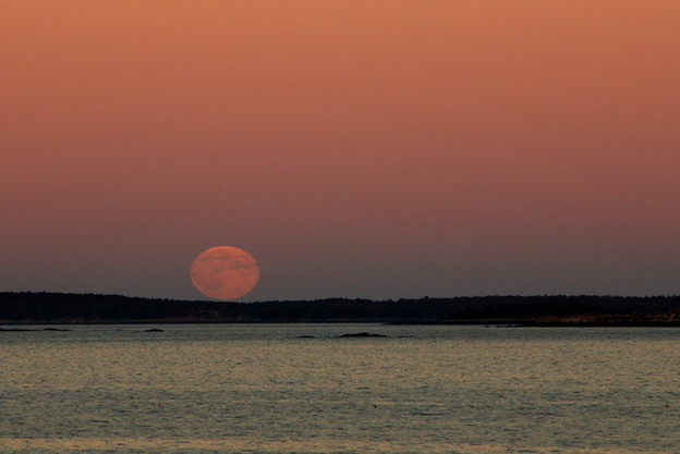Moonrise 9-19-13