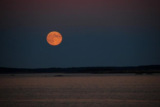 Photos: Red Moon 9-19-13