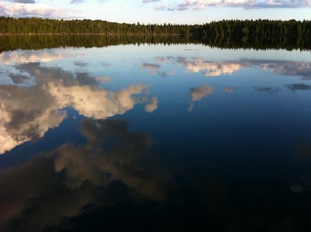 Little Moxie Pond 9-1-13