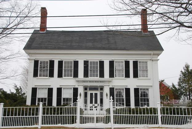 Harriet Beecher Stowe House 1-18-14