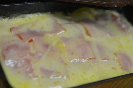 トースターパンレシピ ジャガイモグラタン (10)