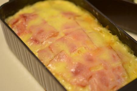 トースターパンレシピ ジャガイモグラタン (12)