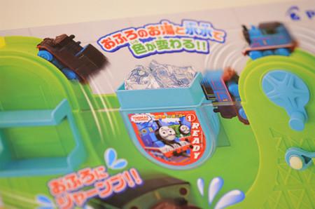 おふろDEミニカー トーマス (2)