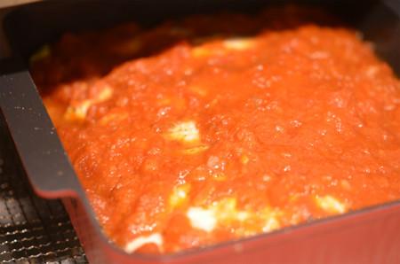 鮭のトマト煮 (8)