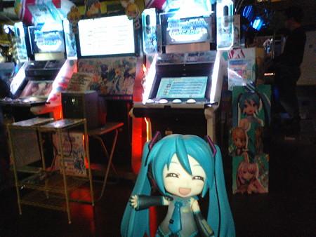 ゲームチャリオット五井店 にログインしました! #DIVAAC