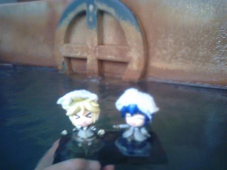レン:「んはぁ~~~、ええきんもづ!!」 兄:「本当に島津の殿様に...