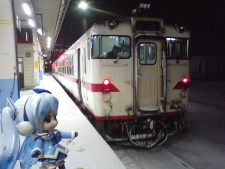 当初予定通り、1524Dより東北本線上り(青い森鉄道線)参ります。青森...