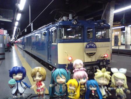 ミク:「お疲れ様でした! 定刻通り、上野駅に到着です!」 リン:「...
