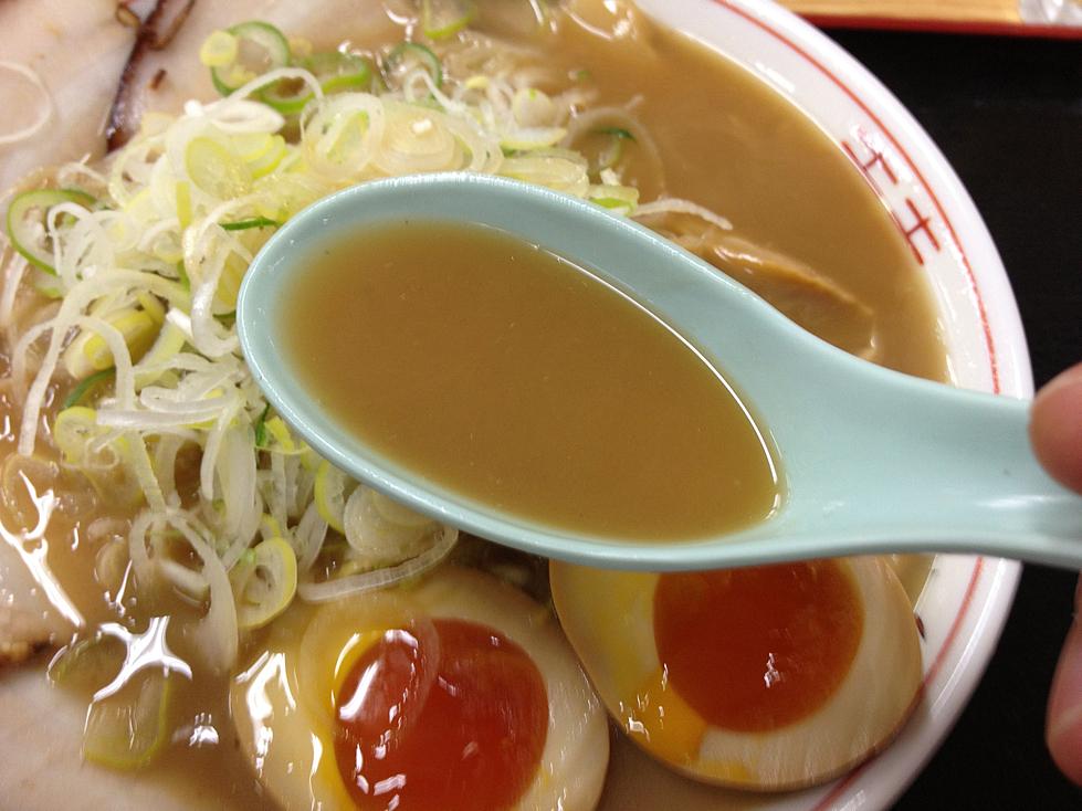 コク煮干し,スープ