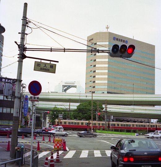 1993年 阪神電鉄・地上時代の出...