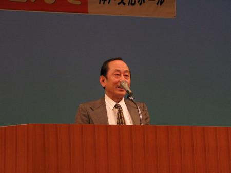 02_開会あいさつ 武村義人