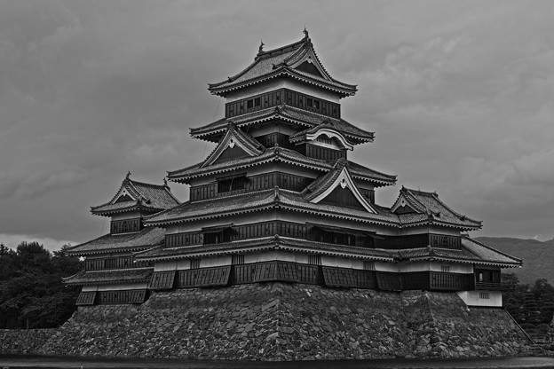 松本城(4)