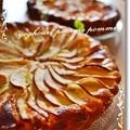 林檎のヨーグルトケーキ ヨーグルポムポム