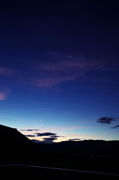 Photos: 水星と月_3996pu