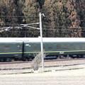 Photos: 列車と少年
