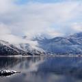 Photos: 河口湖の朝