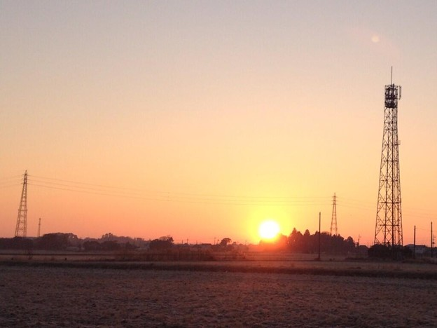 写真: 初日の出 その3