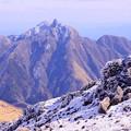 Photos: 雪が着いていない残念な根子岳