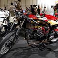 Photos: 謎の男 #003 SNAKE MOTORS K-16_ブラック
