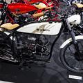 Photos: 謎の男 #003 SNAKE MOTORS K-16_ホワイト